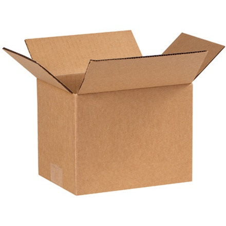 "9""X6""X6"" 32ECT KRAFT PLAIN BOX 25/BDL 1125/UNIT"